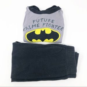 Batman | 100% Cotton Pajama Set